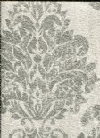 Toscani Wallpaper Giorgio Dove/Silver  35694 By Holden Decor For Colemans